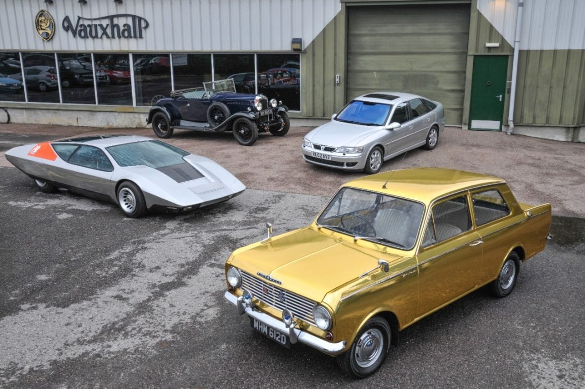 Vauxhall Sets Date For Annual Heritage Centre Open Day