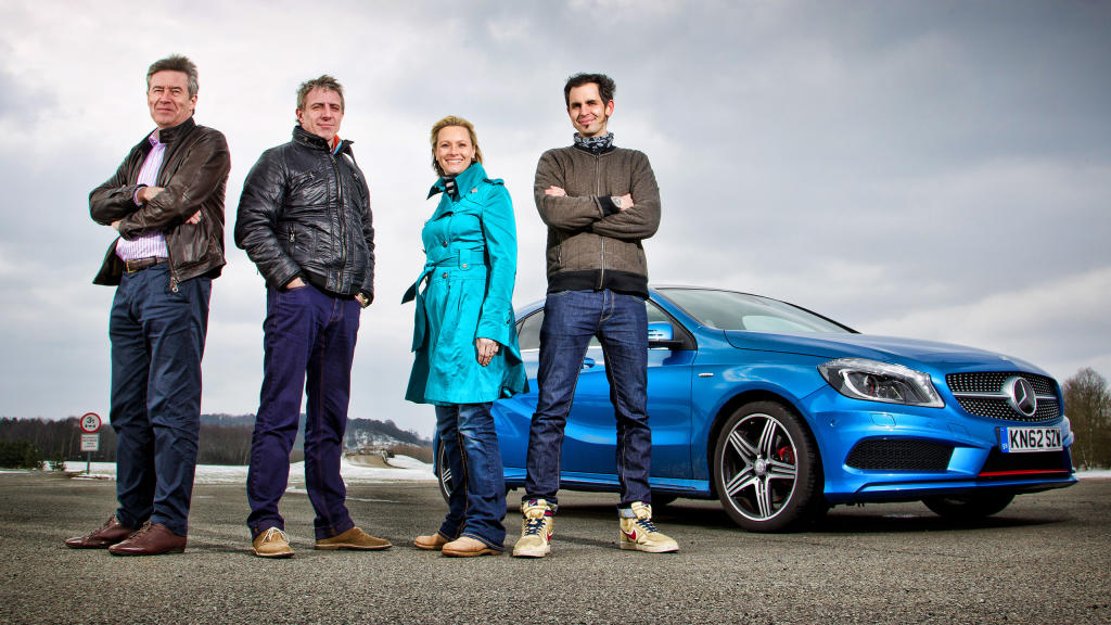 Tiff Needell Announces The End Of Fifth Gear