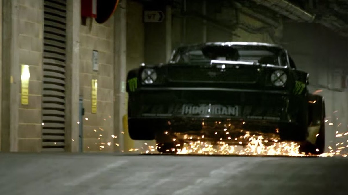 Evans And LeBlanc Go Car Shopping In New Top Gear Trailer