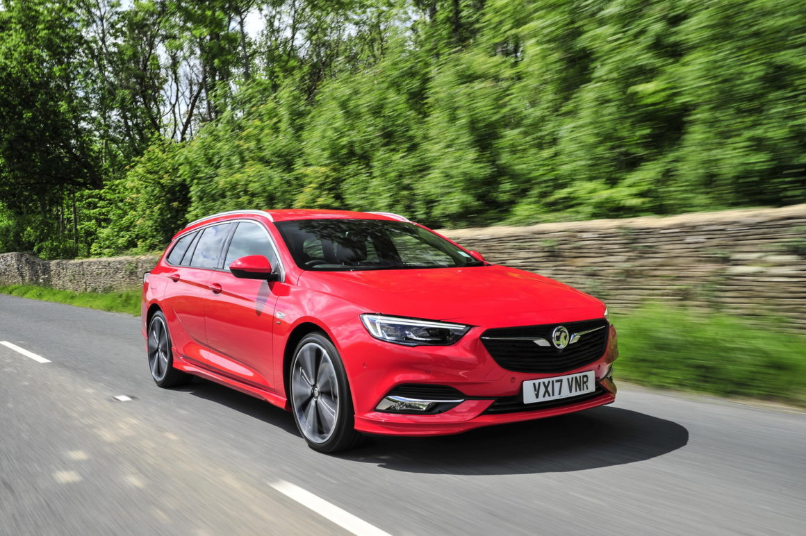 New Vauxhall Insignia Sports Tourer Hits Showrooms From