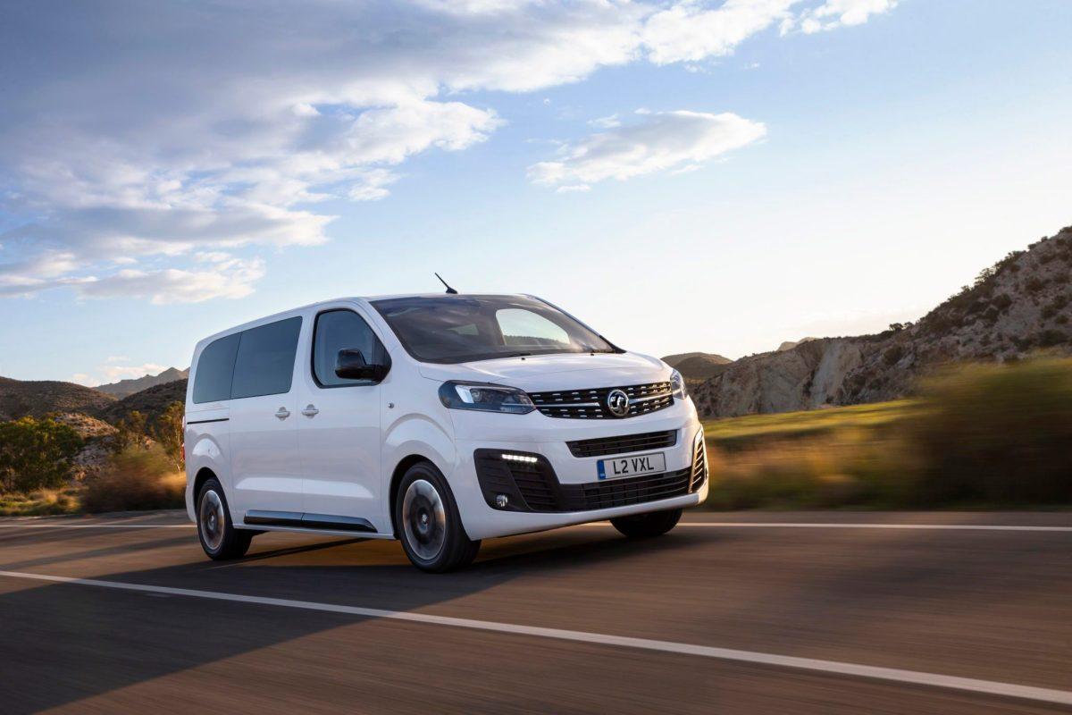 Vauxhall Announces Pricing For New Vivaro Life Swvaux Com