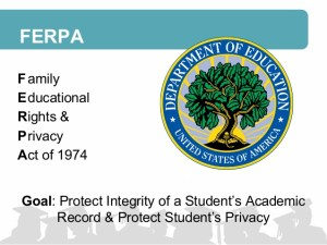 California Student Information Released to Nonprofit – FERPA is a Lie!!!
