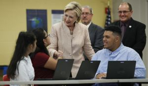 Awaiting a second 'Dear Hillary' letter – Central Control of Education