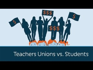 Do teachers unions help or hinder education in K-12?