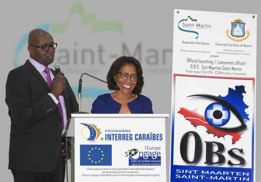 OBS Launching Dr Rakotomalala speech