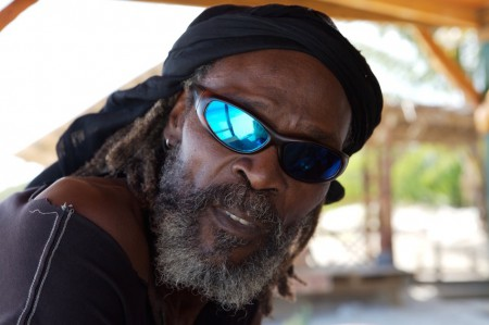 Bankie Banx, legendary Caribbean singer from Anguilla to publish in new poetry book. (Wikipedia photo)