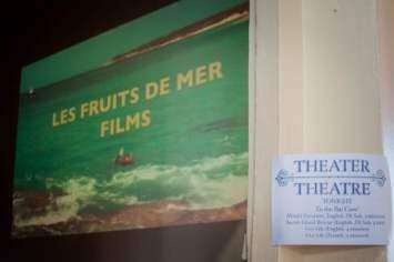 Quatre courts-métrages produits par Les Fruits de Mer sur la faune des Caraïbes, y compris des chauves-souris cavernicoles y des créatures de la haute mer, sont presentés maintenant au théâtre de l'Amuseum Naturalis.