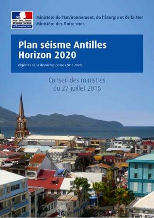 Plan seisme Antilles