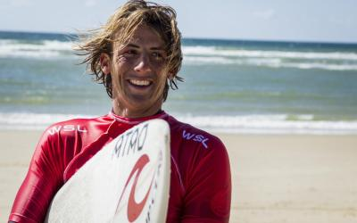 Titouan BOYER : winner of Biscarosse euro pro junior in France