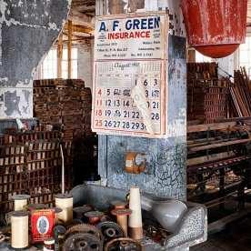Lonaconing Silk Mill - Back in Time