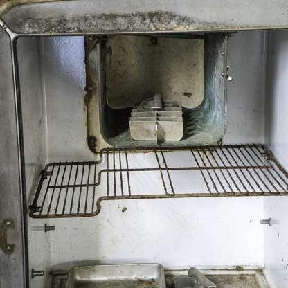 Refrigerator ©Lucinda Bunnen