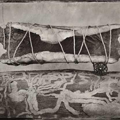 Bone Wagon ©Nicole LeCorgne