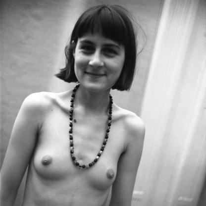 Anne-Marie 1987 ©Jeremiah Dine