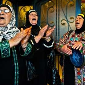 The Wedding Singers ©Sandra Chen Weinstein