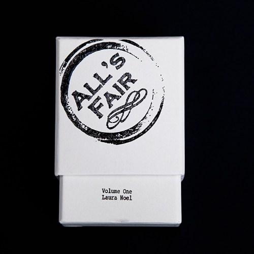All's Fair Vol. 1 Box Cover