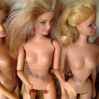 barbie line-up