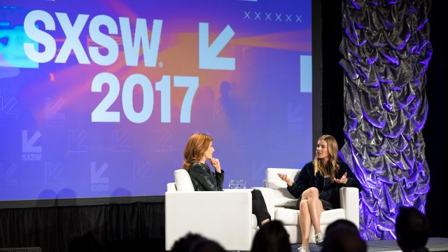 Fitness discussion at SXSW 2017
