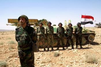 الخدمة الإلزامية في جيش النظام