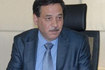 """وزير المالية في حكومة النظام السوري، """"مأمون حمدان"""