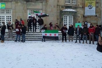 """الجالية السورية في مدينة """"أوسنابروك"""" الألمانية"""