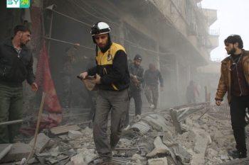 ضحايا مدنيون بقصف على المدن السورية، وأنباء عن غارات جديدة للتحالف على مواقع للنظام