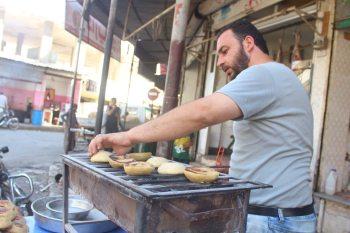 أكلات سوريا وتراثها وعاداتها تجتمع في إدلب