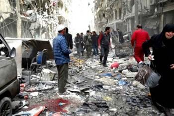 البرلمان الأوروبي يدعو لإنشاء محكمة خاصة بجرائم الحرب في سورية