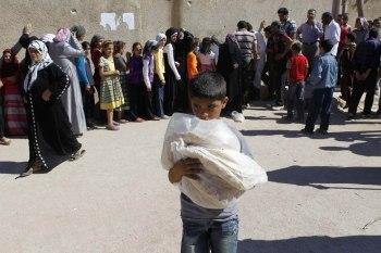 المجلس يوجه نداء لدعم الأفران في حمص