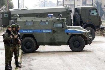 الشرطة الروسية تعتقل عناصر من النظام في دوما