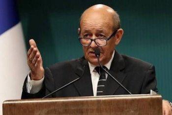 """وزير الخارجية الفرنسي """"جان إيف لو دريان"""""""