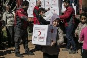 تركيا تعلن عن تقديم المساعدات لـ 500 ألف شخص في سوريا خلال رمضان