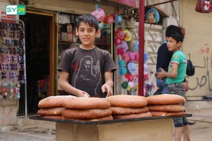 رصد أجواء رمضان في مدينة عفرين بحلب