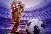 كأس العالم ممزوج بدماء 6133 سوريًا قتلتهم روسيا