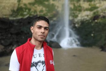 """الزميل """"ابراهيم المنجّر"""" الذي عمل في SY24 وفي عدّة مؤسسات إعلامية أخرى، قتل في """"17 أيار 2018"""" برصاص مجهولين أمام منزله في مدينة صيدا بريف درعا"""