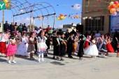 """تكريم أطفال روضة """"براعم شعاع الأمل"""" في النعيمة بريف درعا"""