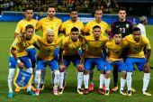 """منتخب البرازيل يبدأ تحضيراته.. و""""نيمار"""" يلتحق بمقر التدريبات"""