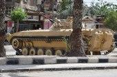 النظام السوري يخرق اتفاقية ريف حمص ويقتحم الحولة بالدبابات!