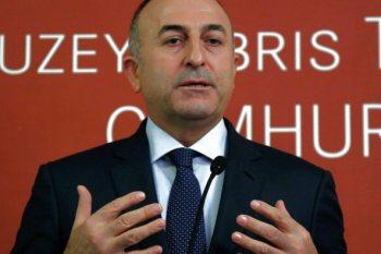 """وزير الخارجية التركي """"مولود جاويش أوغلو"""""""