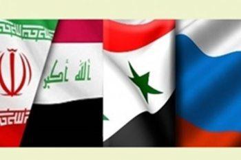 اجتماع استخباراتي بين النظام السوري وروسيا والعراق وإيران
