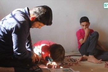 محمد الرماح.. شاب فقد أمه وأبيه وحمّل مسؤولية تربية أخوته