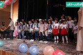 """""""غنّوا معنا يا أطفال العالم"""".. رسالة سلام من أطفال الأتارب في حلب"""