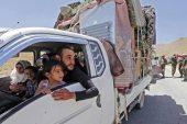 بدأ تطبيق اتفاق التهجير من درعا إلى إدلب