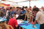 وزارة العمل تكشف عدد اللاجئين السوريين العاملين في الأردن