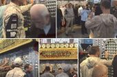 جنود روس يزورون مقام السيدة زينب في دمشق