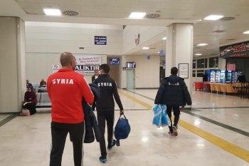 """""""Muay Thai"""".. المنتخب السوري الحر يشارك في بطولة كأس العالم بتركيا"""