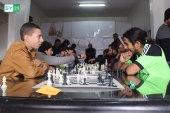إقامة بطولة شطرنج لذوي الاحتياجات الخاصة في ريف إدلب