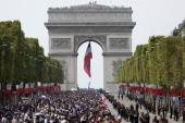 زعماء العالم يحيون الذكرى المئوية لانتهاء الحرب العالمية الأولى في باريس