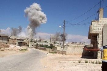ما هي أهداف النظام السوري وإيران من مواصلة القصف على جنوب إدلب؟