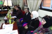 إقامة ندوة لمناقشة تعميم انتخابات المجالس المحلية في ريف حلب الغربي