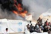 عشرات المصابين في مخيم الركبان.. والأمم المتحدة قلقة!